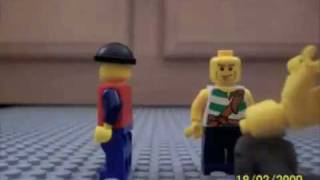 ed edd n eddy intro in lego