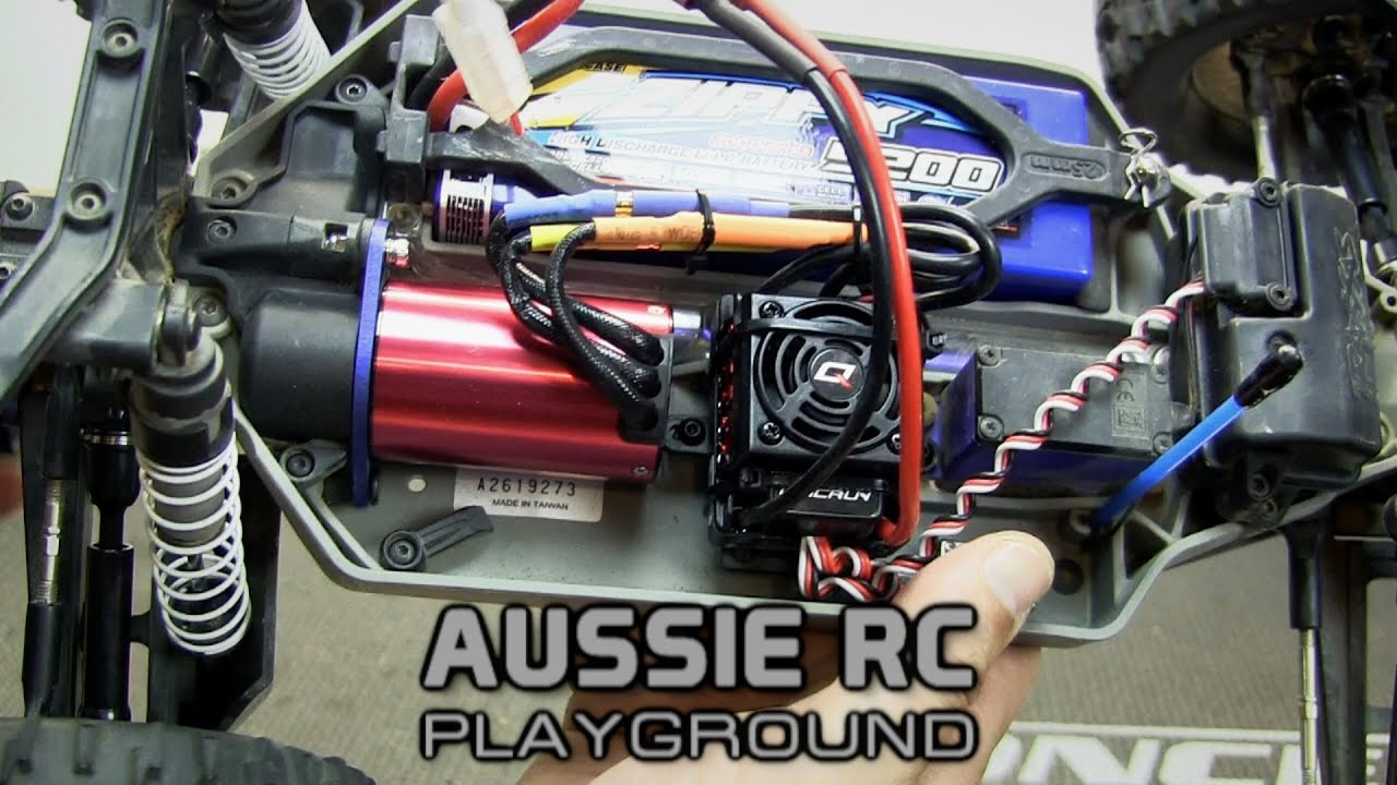 Rc Pit Stop Ep26 Stampede Metal Cvds Hobbywing Combo Upgrades Thread 4x4 Vxl Press Release And Pics Youtube