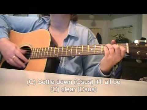 Home - Phillip Phillips - Lesson with chords - YouTube