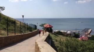 Пляжи Судака. Уютное, пляж по Крепостью. Обзор пляжи Судака 2016.(Пляжи Судака. Уютное, пляж по Крепостью. Обзор пляжи Судака 2016., 2016-06-25T02:40:11.000Z)