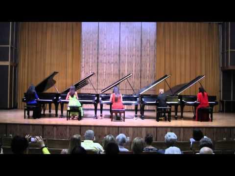 Suzuki Piano Book 3 - Sonatina, Clementi, Allegro