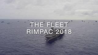 THE FLEET - RIMPAC 2018