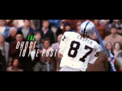 Answer ALS + NFL Game-Changing Moment: The Ghost to the Post (Dave Casper) :15