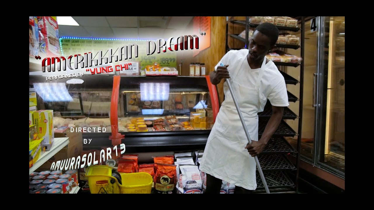 """Amerikkkan Dream"" - Yung Chi ft. George Carlin (Official Music Video) dir by @Ahh13"
