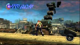 VideoTest InFAMOUS 2 (PS3)