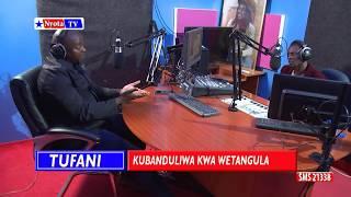 #TUFANI Rashid Mohammed azungumzia kubanduliwa kwa wetangula