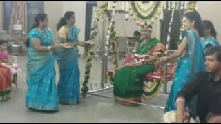 Oti bhara g song dohale jevan by Jagar group in aurangabad