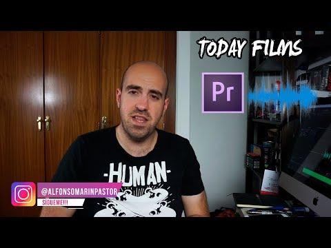 Como hacer efecto voz radio o telefónico en Adobe Premiere CC 2018
