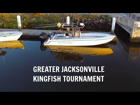 Greater Jacksonville Kingfish Tournament: Media Day 2016