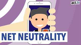 The Internet Is Dead Without Net Neutrality
