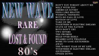 NON-Stop New Wave 80's   New Wave Remix Songs 1970 - Disco New Wave 80s 90s Hits