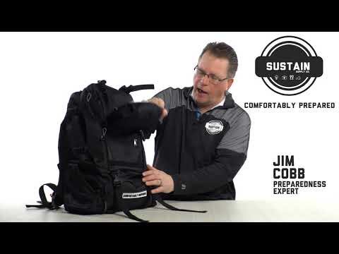 Sustain Supply Co - 2 Person Bag