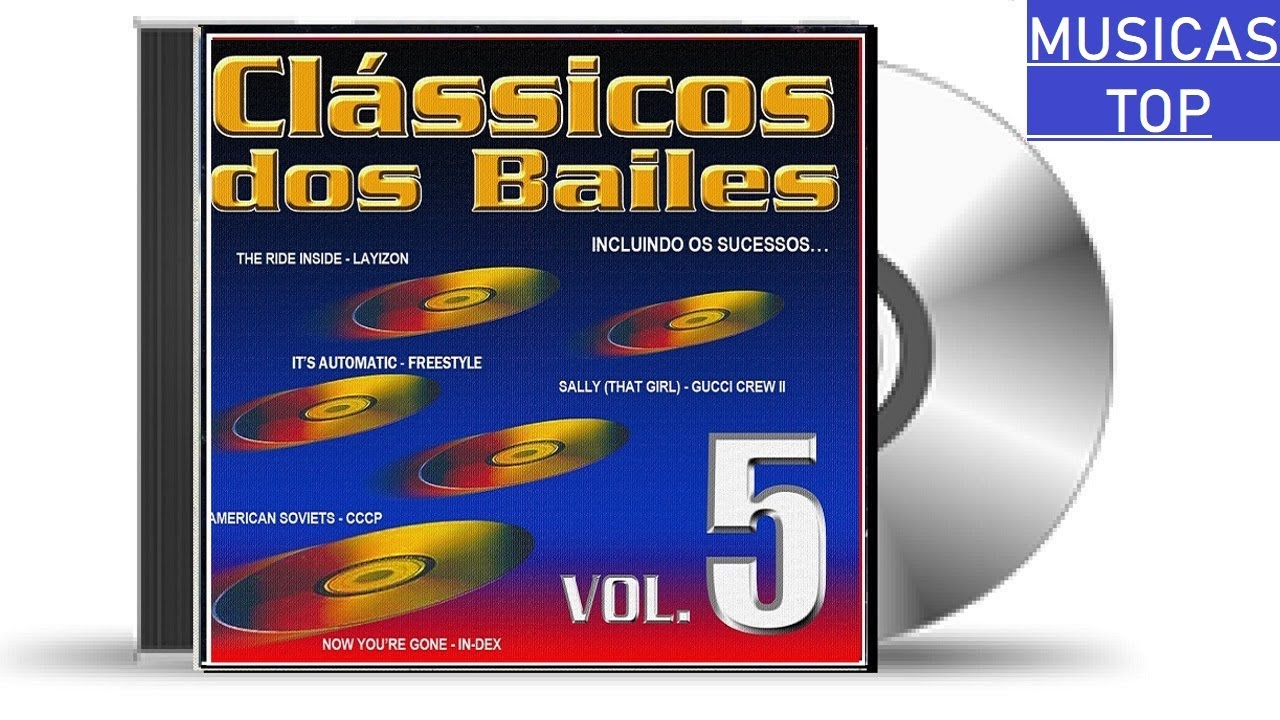 Clássicos Dos Bailes - Vol.5 [2000]