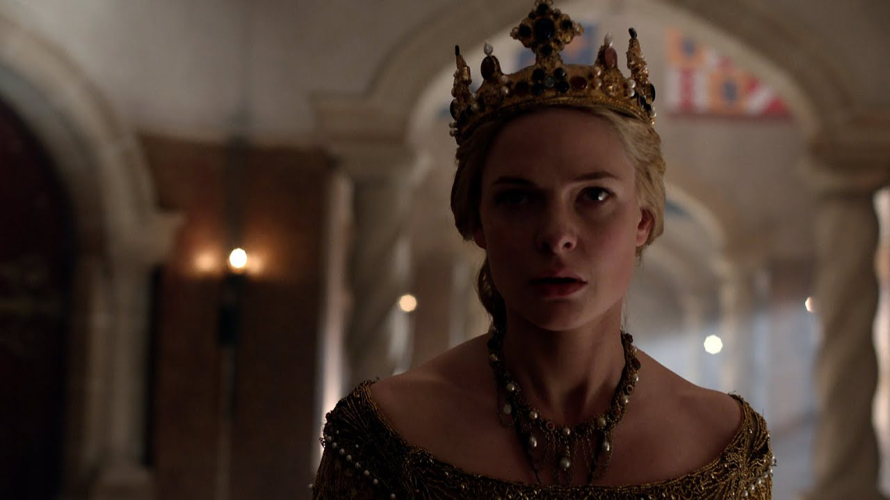 Elizabeth Confronts George The White Queen Episode 7 Bbc One