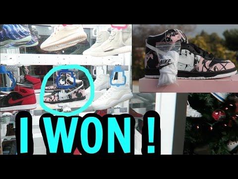 992dfecc5796 Key Master Sneaker Game Winner Caught On Camera!!!! - YouTube