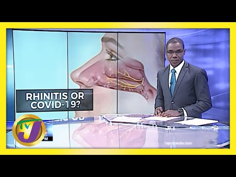 Is it Rhinitis or Covid-19? TVJ News