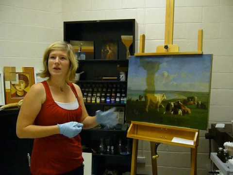 Conservation at the Walters Art Museum