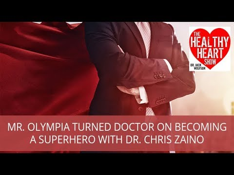 Mr. Olympia Turned Doctor on Becoming a Hero | Dr. Jack Wolfson
