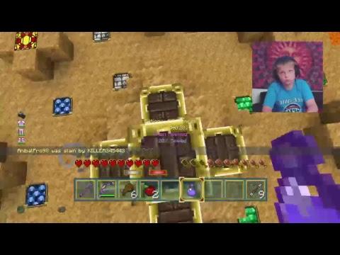 Minecraft LIVE #7 | Iz Dat A Steve?