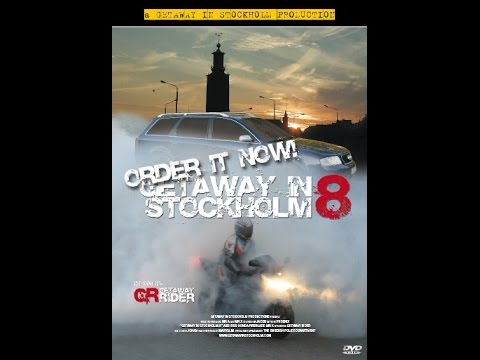 (HD) Getaway In Stockholm 8 - Audi RS6 and Ghost Rider R1