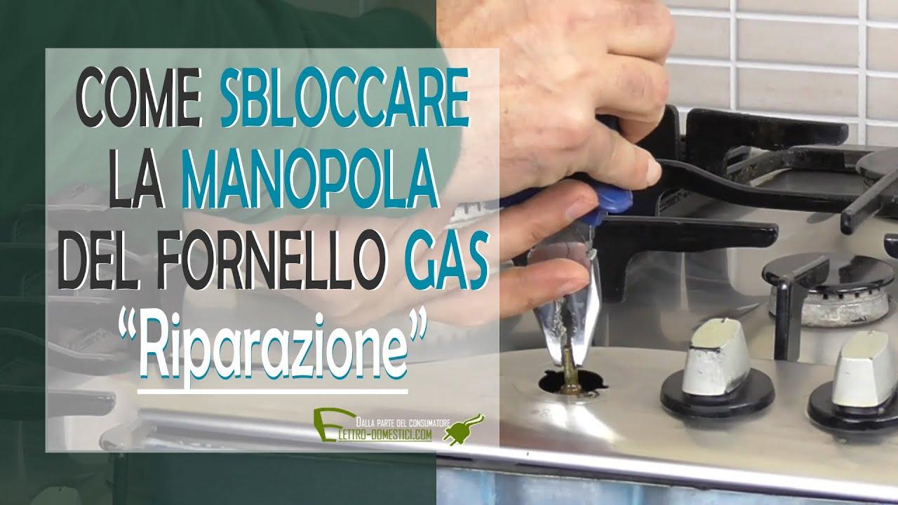 scarpe da ginnastica salvare sporco online Sbloccare manopola del fornello del gas della cucina. - YouTube