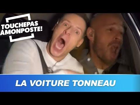 La voiture tonneau : Franck Gastambide et Matthieu Delormeau vivent un enfer