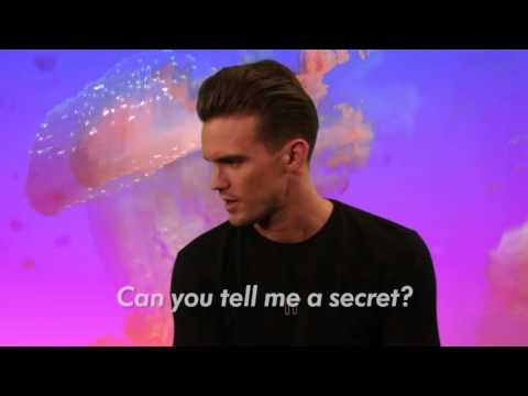 CUTE ALERT! Watch Gaz Beadle being Interviewed by a 6 Year Old!