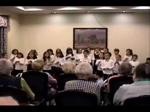 Yeshivat Rambam Choir