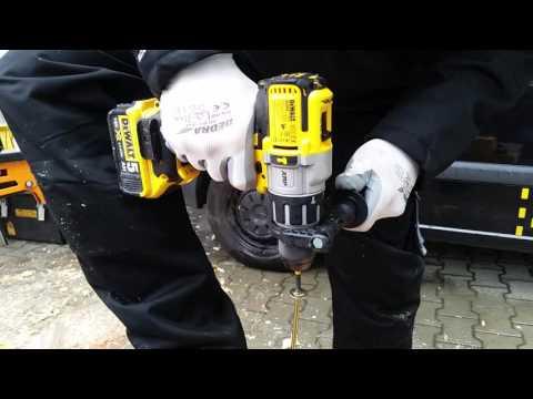 DeWalt XRP XR DCD996 - DCD996P2 wkrty 8mmx360mm 10mmx400mm 12mmx400