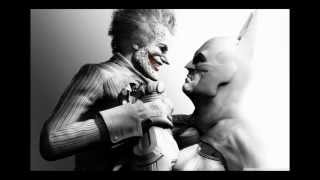 """Batman Arkham City"" Original Video Game Score, full HQ OST"