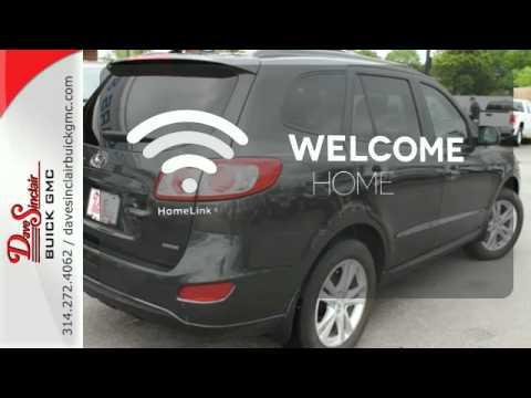 2012 Hyundai Santa Fe Saint Louis, MO #B15498A - SOLD