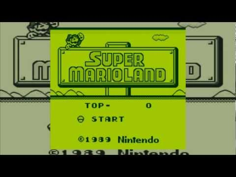 [LinuxPlaying] Super Mario Land // Gambatte (Game Boy)