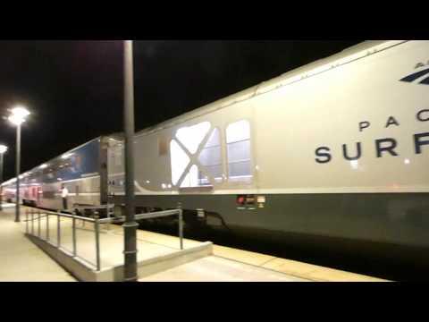 Amtrak 785-Pacific Surfliner-Oxnard to Santa Barbara-#2109 SC-44