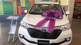 Bán xe Toyota Avanza G số tự động màu trắng giao ngay T11.2018 giá tốt