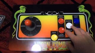 Mortal Kombat Klassic Arcade Stick Review