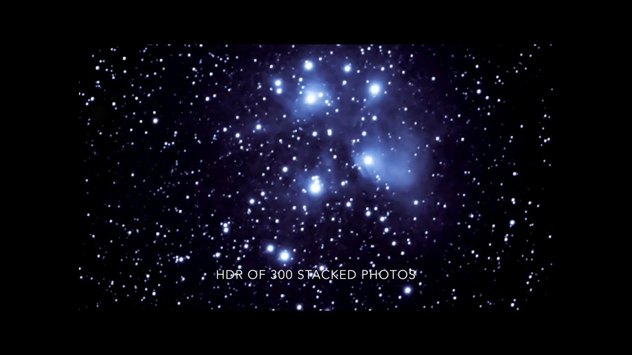 Star Photography with Nikon D7100/D7200 - without ANY astronomical equipment