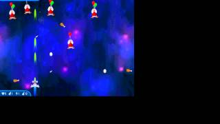 Chicken Invaders 3 - Roty (Xmas) Waves 1 - 10