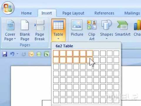 how to draw word 2013