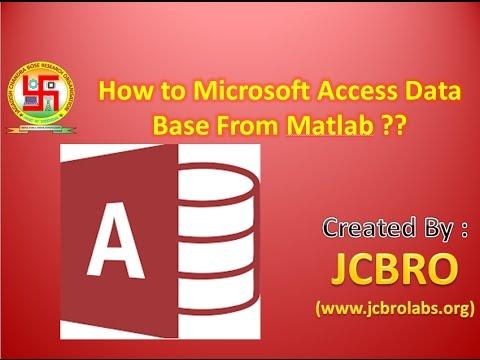 Matlab-codes | Downloads | JCBRO