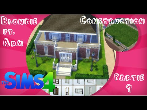 Blondie | SWAP Sims 4 ft. Arm : Construction Partie 1