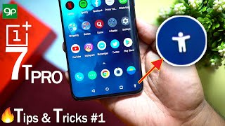 ONEPLUS 7T PRO - Exclusive TIPS & TRICKS For Advanced Users! #1/3 🔥🔥