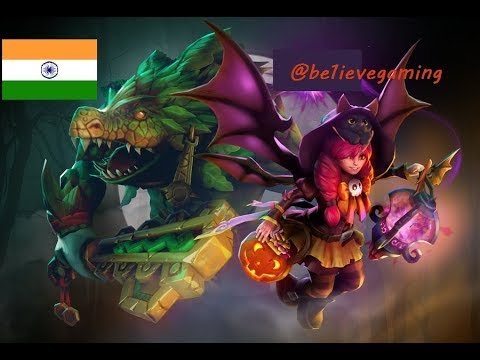 Dota 2 Live Stream India  •The tide is rolling out.•  #Day19 • !donate !mmr!hugs