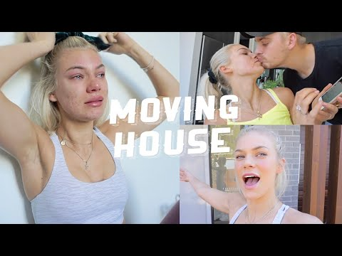 MOVING INTO OUR NEW HOME + bad news