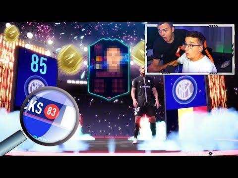 FIFA 19: MEIN BESTES PACK!! XL BEST OF CHAMPIONS LEAGUE & OTW PACKS!