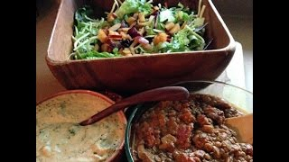 Lentil Stew / Alkaline Food / People At Their Own Point Of A Heathy Life :)