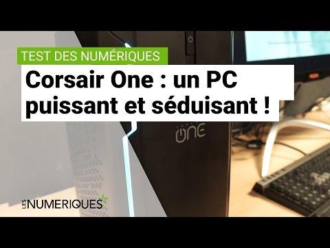 Test du Corsair One PC