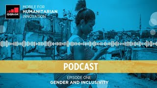 M4H Podcast Series  - Episode 1: Gender & Inclusivity