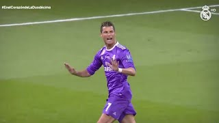 At the heart of La Duodécima - Cristiano Ronaldo All Scenes