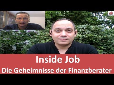 Inside Job - Die Geheimnisse der Finanzberater