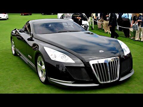 مايباخ اكسيليرو أغلى وأندر سيارة في العالم , سعرها 8 مليون دولار  - نشر قبل 7 ساعة